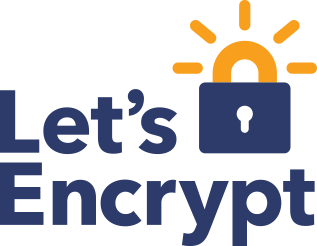 Let's Encrypt Website Security Logo