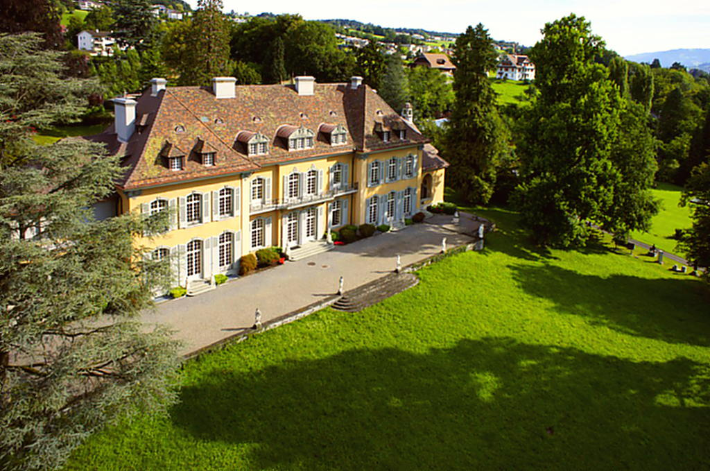 Villa st. Charles Hall-Luzern Switzerland